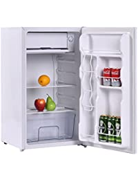 Item Valley 3.2 Cu. Ft. Compact Single Reversible Door Mini Refrigerator and Freezer New