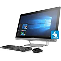 HP Newest Pavilion Flagship All-in-One 23.8 FHD Touchscreen Desktop, Intel Core i5-6400T Quad-Core, NVIDIA GeForce 930MX, 8GB DDR4, 1TB HDD, USB 3.0 Type-C, Windows 10, Wireless Keyboard and Mouse