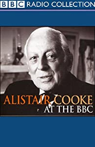 Alistair Cooke at the BBC Radio/TV Program