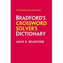 Collins Bradford's Crossword Solver's Dictionary
