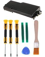 MERIGLARE Unidade de Fonte de Alimentação para PS3 Slim APS-270 APS-250 APS-200 + Pry Tools