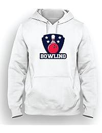 "<span class=""a-offscreen"">[Sponsored]</span>Mansur Inc - Pro Bowling - American Sport Adult Hoodie"