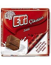 Eti Sütlü Kare Çikolata 65 g