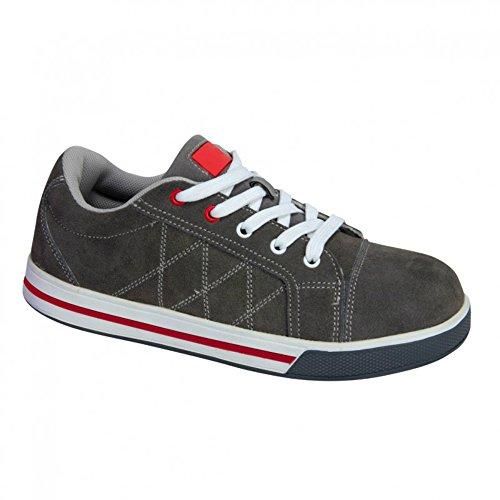 Krexus Scarpe Da Lavoro Sneaker Sportivo Con Patta In Acciaio Sb Sra / Iso 20345: 2011