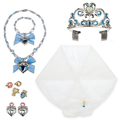 Disney Cinderella Accessory Set