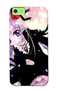 Christmas Day's Gift- New Arrival Cover Case With Nice Design For Iphone 5c- Anime