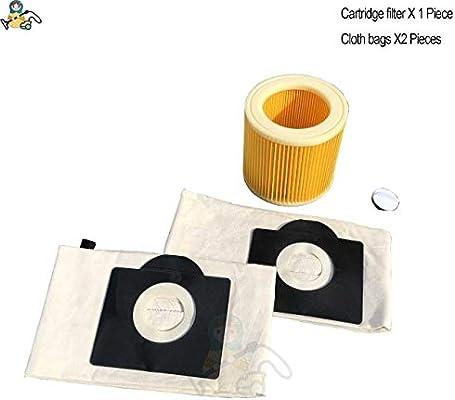 Filter For KARCHER WD3 P WD3.300 M WD3.200 WD3.500 SE 4001 SE 4002 6.959-130