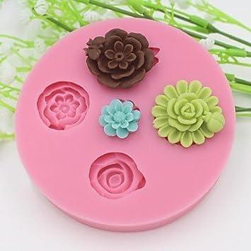 Mocha Kreativen Marienkafer Blume Schmetterling Fondant Silikon Form