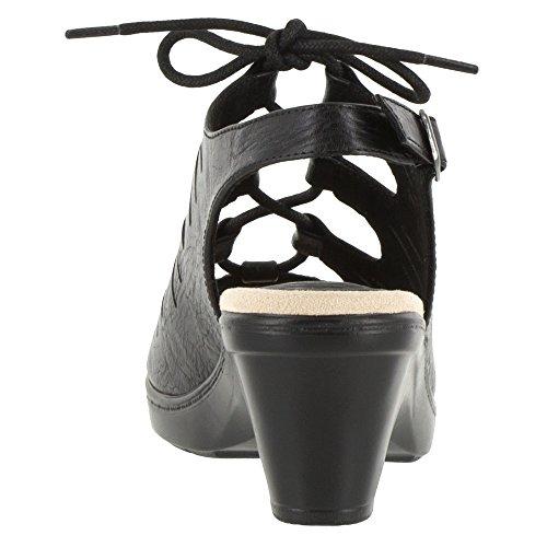 Easy Street Kitt Donna Pelle sintetica Sandalo