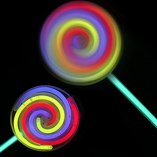 Light Up Lollipops (Keiyo Glow Sticks 8
