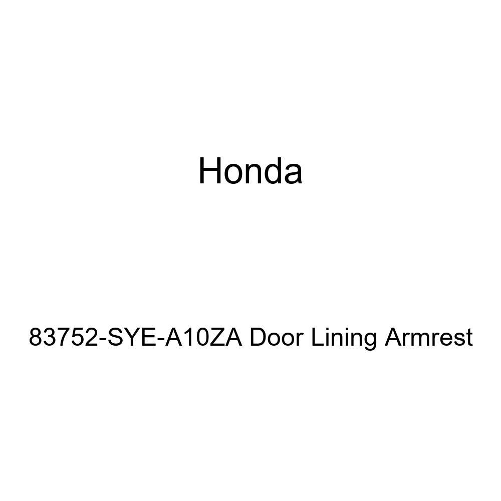 Honda Genuine 83752-SYE-A10ZA Door Lining Armrest