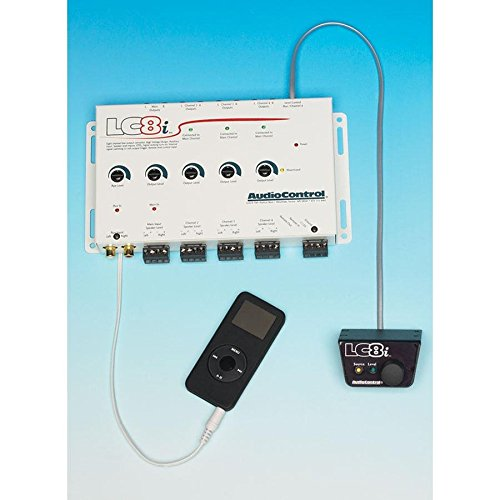 Art Line Level Converter : Audio control lc iwhite eight channel line output