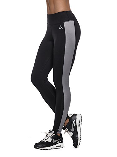 ACTIVE 1st Full Length Leggings with High Waistband for All Sports and Fitness - First Sport Clothing