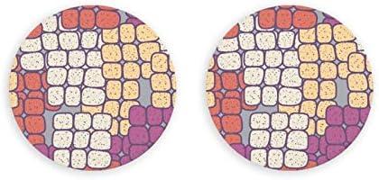 Abrebotellas, el fuerte cuadrilátero circular forma un abridor de vino cuadrado caótico, imanes de nevera, sacacorchos 2 piezas