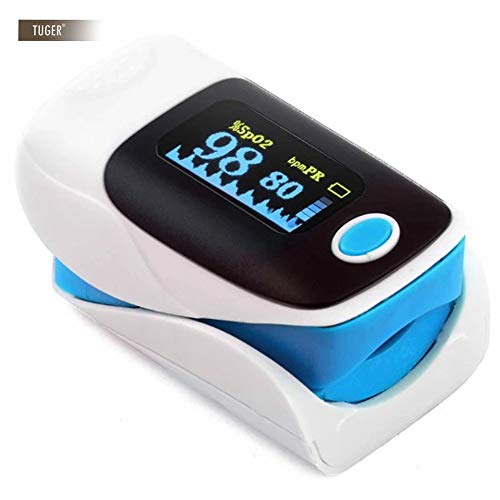 Finger Pulse Oximeter Portable FDA Approved Digital for sale  Delivered anywhere in Canada