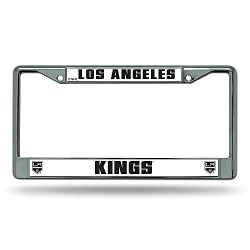 La Kings Memorabilia (Los Angeles Kings Chrome License Plate Frame)