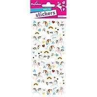 Playhouse Rainbow Unicorns Sticker Sheets