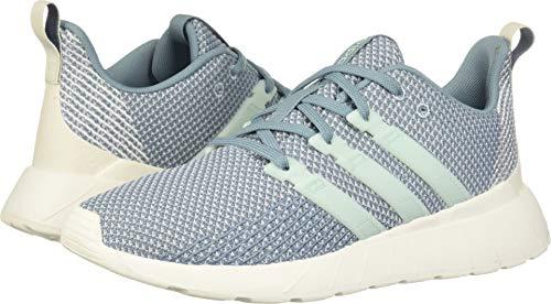 adidas Women's Questar Flow, ash ice Mint/raw Grey, 5.5 M US