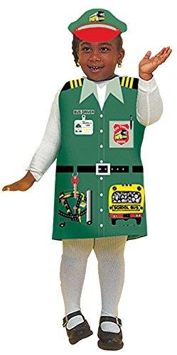 Dexter Toys Bus Driver Costume Set, 2