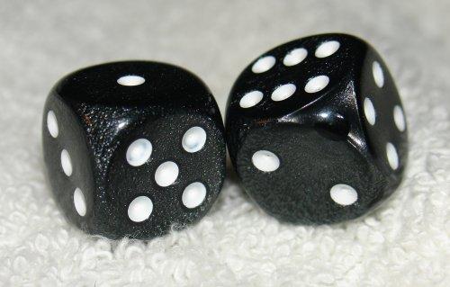 使い勝手の良い Black Marbled Pair Dice Dice Pair Marbled B0012IXMOU, 白川町:ef892f85 --- cliente.opweb0005.servidorwebfacil.com