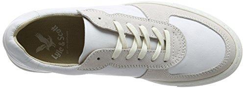 Weiß Oxford white White Herren Leather Lnss 626 Duchray wqIZFT