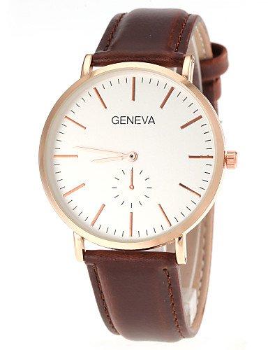 QFDZHS®marcas de relojes de lujo de los hombres de imitar reloj de cuarzo del agua hombre del reloj ultra-delgada de acero inoxidable , silver-gray: ...
