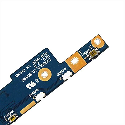 GinTai Power Switch Button IO USB SD Card Board for ASUS Q302 Q302L Q302LA Q302U Q302UA TP300 TP300L TP300LA TP300LD by GinTai (Image #3)