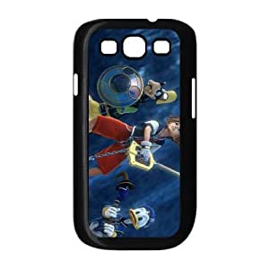 Kingdom Hearts Samsung Galaxy S3 9300 Cell Phone Case Black Y9692071