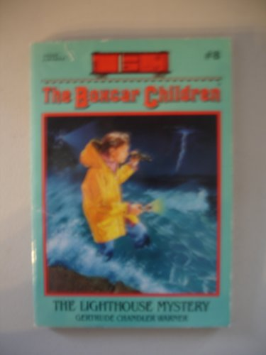 The Lighthouse Mystery - Book #8 of the Boxcar Children