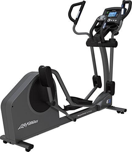 Life Fitness E3 Go Cross-Trainer, Titanium