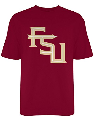 Elite Fan Shop Florida State Seminoles FSU Tshirt Garnet - 2XL