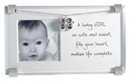 Mud Pie Picture Frame, Baby Girl