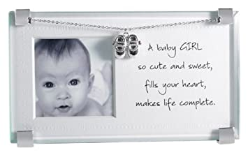 mud pie picture frame baby girl - Mud Pie Picture Frames