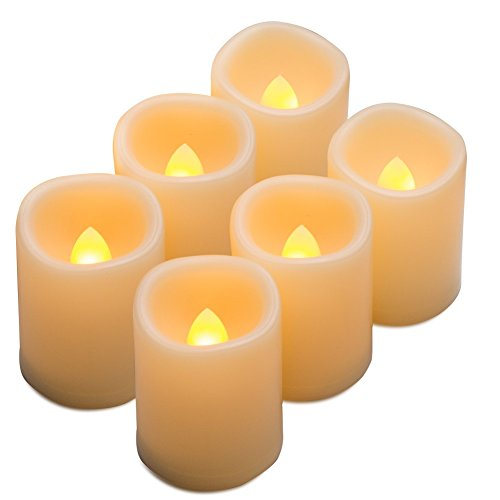 4 hour timer candles - 6