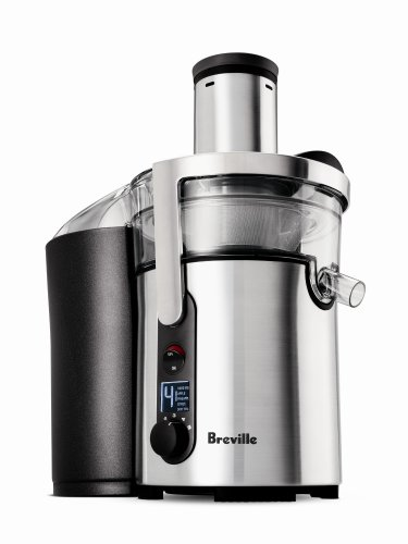 Breville BJE510XL Juice Fountain Multi-Speed 900-Watt Juicer image