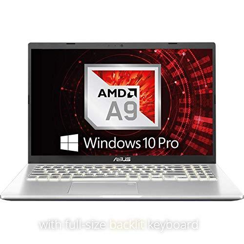 Asus M509 A9 15.6-inch Laptop, AMD A9-9425, 8 GB RAM, 1 TB SSD, Windows 10 Pro