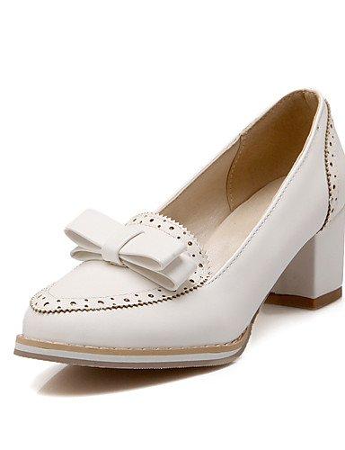 GGX/ comodidad zapatos primavera / verano / otoño / invierno de las mujeres / talones del dedo del pie en punta de boda / al aire libre / , pink-us8 / eu39 / uk6 / cn39 , pink-us8 / eu39 / uk6 / cn39 beige-us8 / eu39 / uk6 / cn39