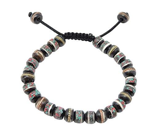 Yak Bone Beads - 1