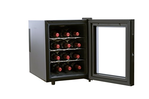 Emerson ER102001 Wine Cooler Black, 12 Bottle by Emerson Radio (Image #3)