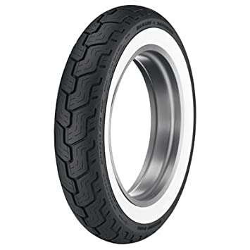 72H ABS Dunlop Harley-Davidson D402 Front Motorcycle Tire MT90B-16 2011-2013 Black Wall for Harley-Davidson Softail Heritage Classic FLSTC