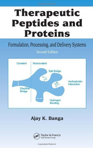 Therapeutic Peptides and Proteins: Formulation, Processing, and Delivery Systems, Second Edition by Ajay K. Banga (2005-09-14)