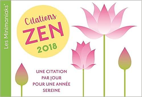 Citations Zen 9782351559901 Amazon Com Books