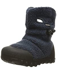 Bogs Outdoor Boots Kids Waterproof Insulated Lightweight Fleece 72012K