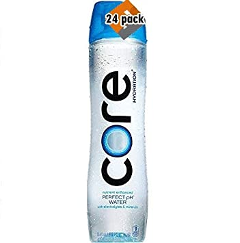 2207682971 CORE Hydration, 30.4 Fl Oz, Nutrient Enhanced Water, Perfect 7.4 Natural pH,