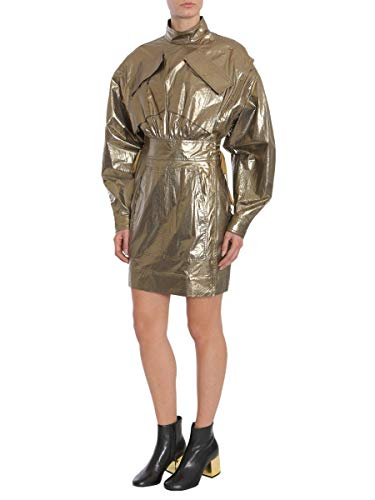 Robe Kenzo Coton Or Femme F751ro1475hl48 vvqOIX