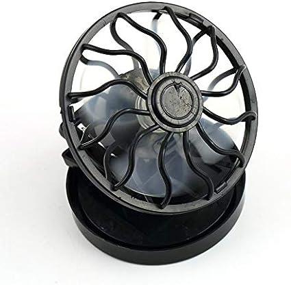 HoganeyVan Fan Celda de energía Solar con Ahorro de energía ...