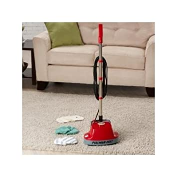 The Home Floor Scrubber/Polisher.