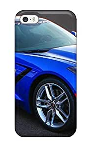 Snap-on Case Designed For Iphone 5/5s- Chevrolet Car