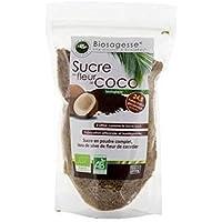 Azúcar de coco orgánico, azúcar de flor