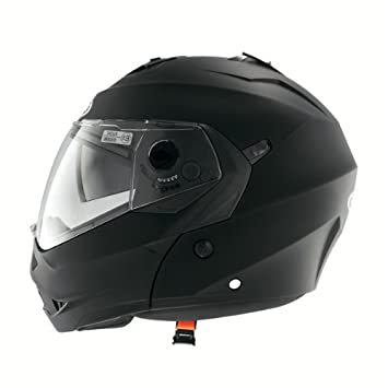 Caberg Duque negro mate casco de moto